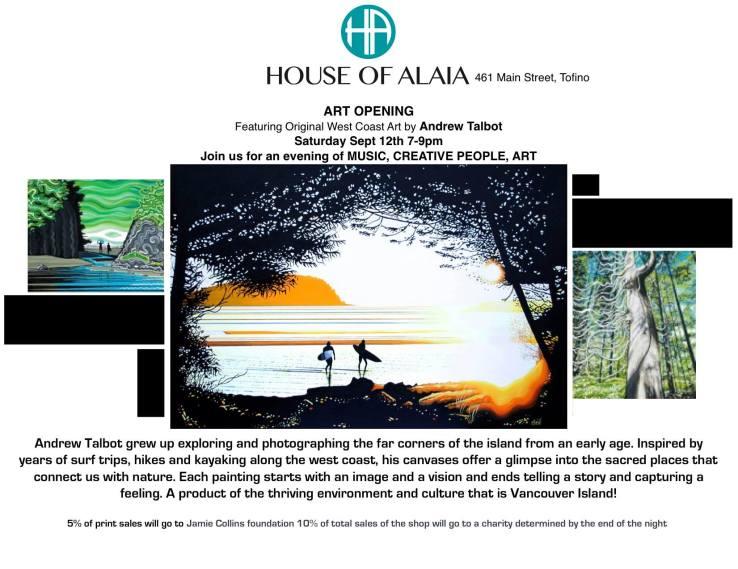 Art Opening