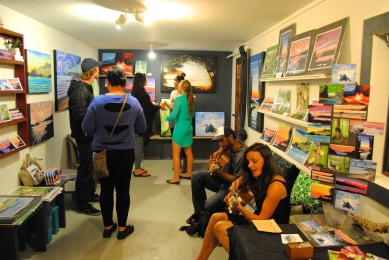 Art Opening, House of Alaia, Tofino