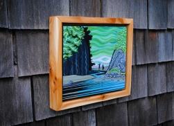 Red Cedar Frame $60