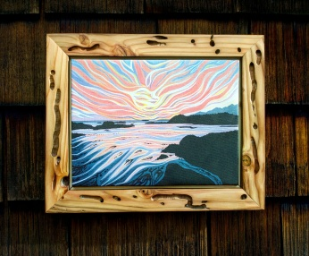 Nuchatlitz Sunset $90